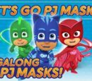 Let's Go PJ Masks! (song)