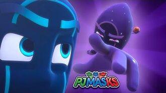 PJ Masks Song 🎵I'M NIGHT NINJA 🎵Sing along with the PJ Masks! HD PJ Masks Official