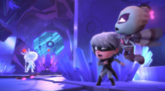 Luna and Motsuki hide