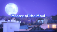 Master of the Moat Title Card