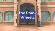 The Prank Wheelz title card