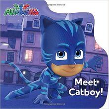 Meet Catboy! front