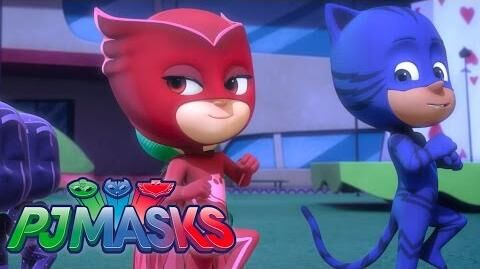 PJ Masks - The One With The Stolen Drum
