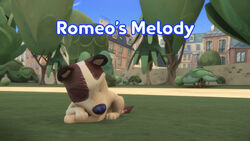 Romeo's Melody title card