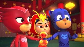 PJ Masks Official Who's your PAL-entine? ❤️ Valentine's Day Special Cartoons for Kids