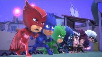 PJ Masks Full Episodes Flight Of The Ninja Romeocoaster ⭐ PJ Masks Season 2