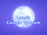 Luna's Cosmic Tantrum