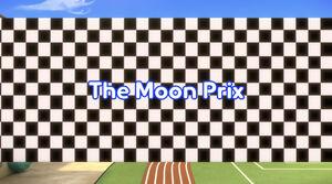 Moon Prix title card