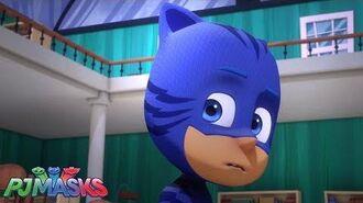Super Cat Ears PJ Masks Shorts Disney Junior