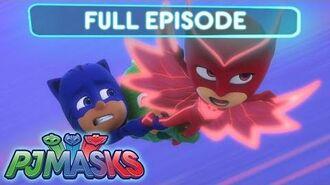 PJ Masks - Supersonic Owlette (Full Episode)