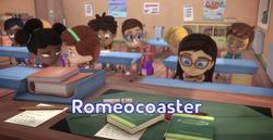 Romeocoaster Title Card