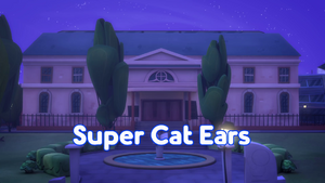 Super Cat Ears