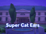 Super Cat Ears