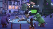 Romeo's tea party