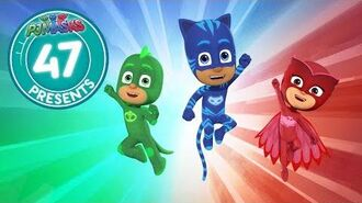 PJ Masks Creation 47 - Super Power Reveals Compilation