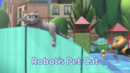 Robot's Pet Cat title card
