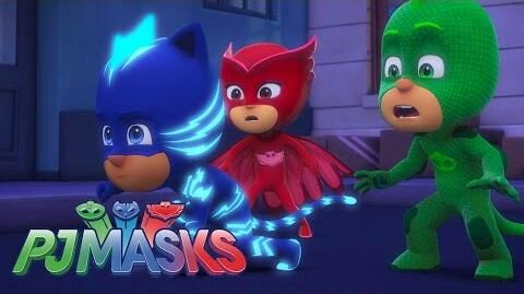 PJ Masks - The One With Robo-Cat
