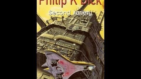 Second Variety (by Philip K. Dick) SF Audiobook