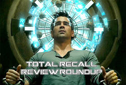 Total Recall Review Roundup Banner