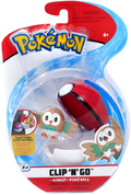 WCT ClipNGo Rowlet Packaging