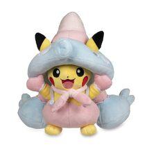 USReleaseHalloweenGalarGarden PikachuPlush
