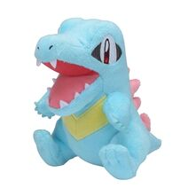 Pokemon fit Totodile