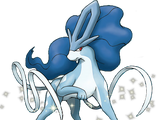 Suicune/Shiny