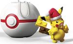 Construx Santa Hat Pikachu 2018