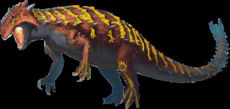 Groudon Prehistoric Realistico