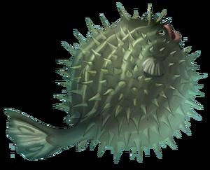 Qwilfish Realistico