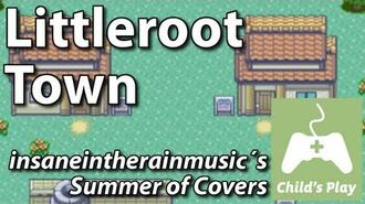 Littleroot Town - Pokemon RSE Piano Cover