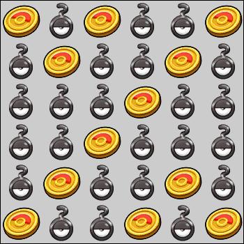Escalation Battles - Darkrai (30, 55, 105, 130, 180)