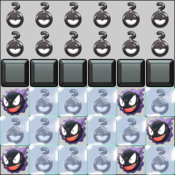 Stage 62 - Gastly