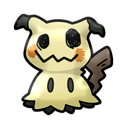 Image result for mimikyu shuffle