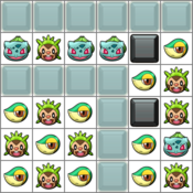 Stage 593 - Snivy