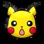 Pikachu (Surprised)