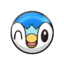 Piplup (Winking)