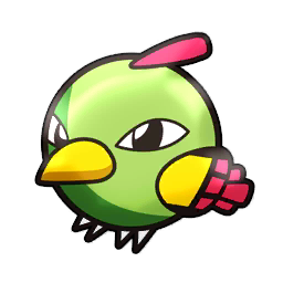 Natu Pokemon Shuffle Wiki Fandom Powered Wikia