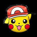 Pikachu (Kalos Cap)