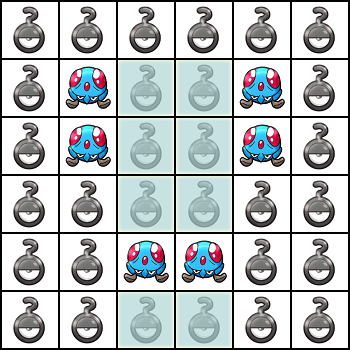 Stage 541 - Tentacool