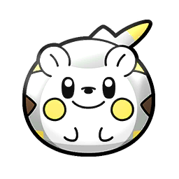 Image result for togedemaru pokemon shuffle