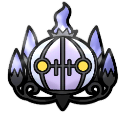 Image result for chandelure shuffle