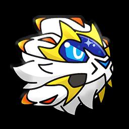 Image result for solgaleo pokemon shuffle