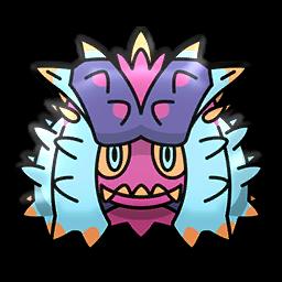 image toxapex png pokemon shuffle wiki fandom powered by wikia