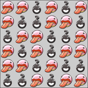 Stage 175 - Lickitung