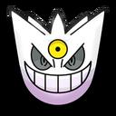 Mega Gengar (Shiny)