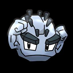 Image - Geodude (Alola Form).png | Pokemon Shuffle Wiki | FANDOM ...