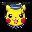 Pikachu (Graduate)