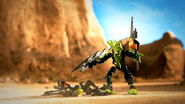 BIONICLE Battle Video 2 Victory