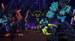 Umarak and the beasts